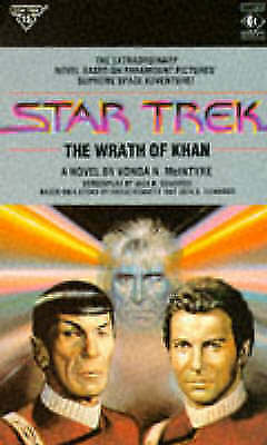 Wrath of Khan (Star Trek), McIntyre, Vonda N. | Paperback Book | Acceptable | 97