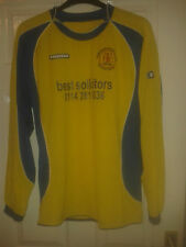 Mens Football Shirt - Thorncliffe - Player Match Worn - Long Sleeved - Sheffield