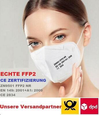 FFP2 Maske Mundschutz 5 lagig Masken Händler aus ...