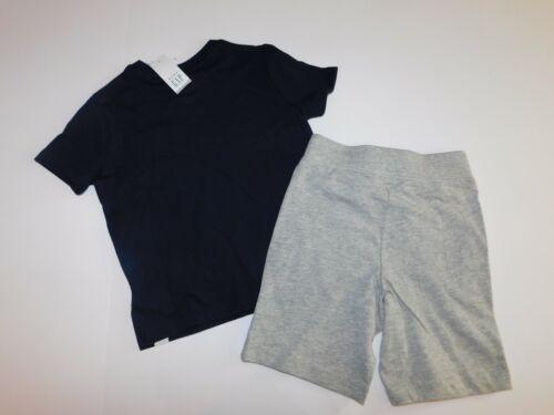 NWT Gap Baby Toddler Boy 2 Pc Blue T-Shirt//Shorts 12-18M 2Yr New Free Shipping