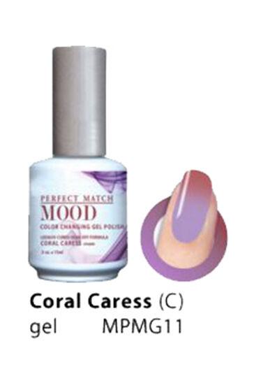 Lechat Mood Color Changing Soak Off Gel Nail Polish C Caress Cream Mpmg11 Ebay