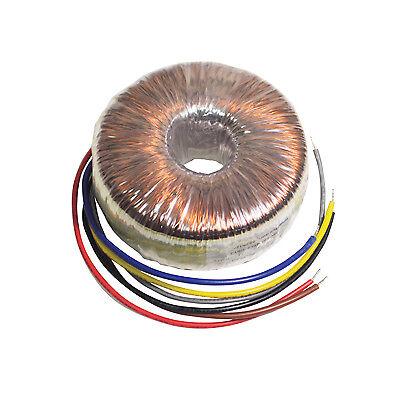0-12 Outputs 0-12 Power 120 V ac W High Quality Toroidal Transformer