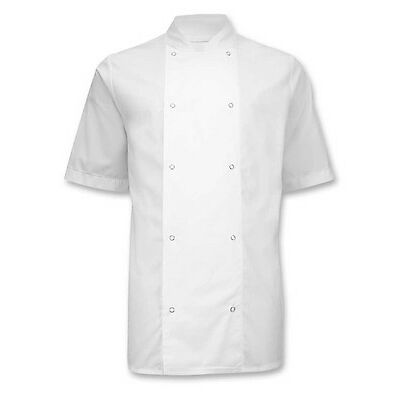 """CHEF COAT CHEF JACKET IN WHITE AND BLACK COLOUR  """"SPECIAL NEW YEAR OFFER"""""""