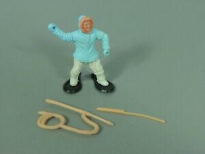 STECKIS-Menschen-aus-anderen-Kulturen-D-EU-1976-Eskimo-mit-Harpune-Peitsche