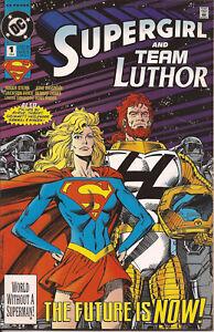 Supergirl dating Lex Luthor