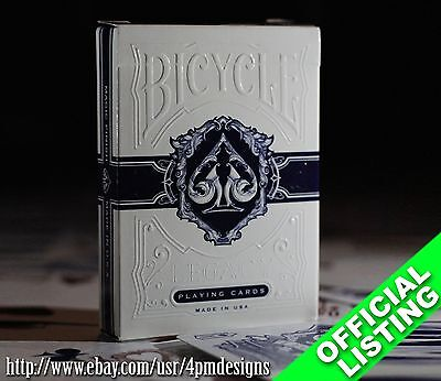 Bicycle Legacy BLUE Playing Cards