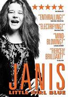 Janis Little Girl Blue Sealed Dvd