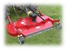 Rotorklipper, Græsslåmaskine