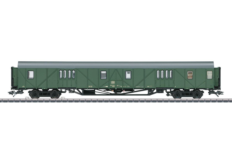 Märklin 43992 Extra Baggage Car Sound DB Ep IV Optional Wheelsets DC Free