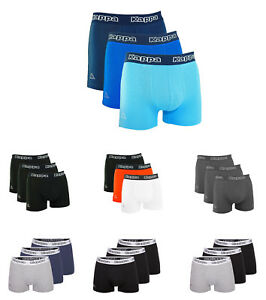 Kappa 6er Pack Boxershorts Boxer Shorts Pants Sport Unterwäsche