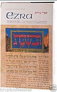 ARTSCROLL-TANACH-THE-BOOK-OF-EZRA-NEW-HARDCOVER