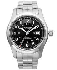Hamilton H70515137 Men's Khaki Field Automatic Stainless Steel 42mm Watch
