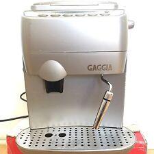 GAGGIA SYNCRONY COMPACT DIGITAL ESPRESSO, COFFEE & CAPPUCCINO MACHINE