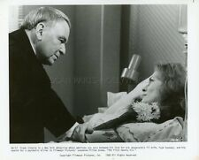 FRANK SINATRA FAYE DUNAWAY THE FIRST DEADLY SIN 1980 VINTAGE PHOTO ORIGINAL #1