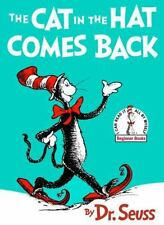 Beginner Books(R): The Cat in the Hat Comes Back by Dr. Seuss (1958, Hardcover, Large Type)