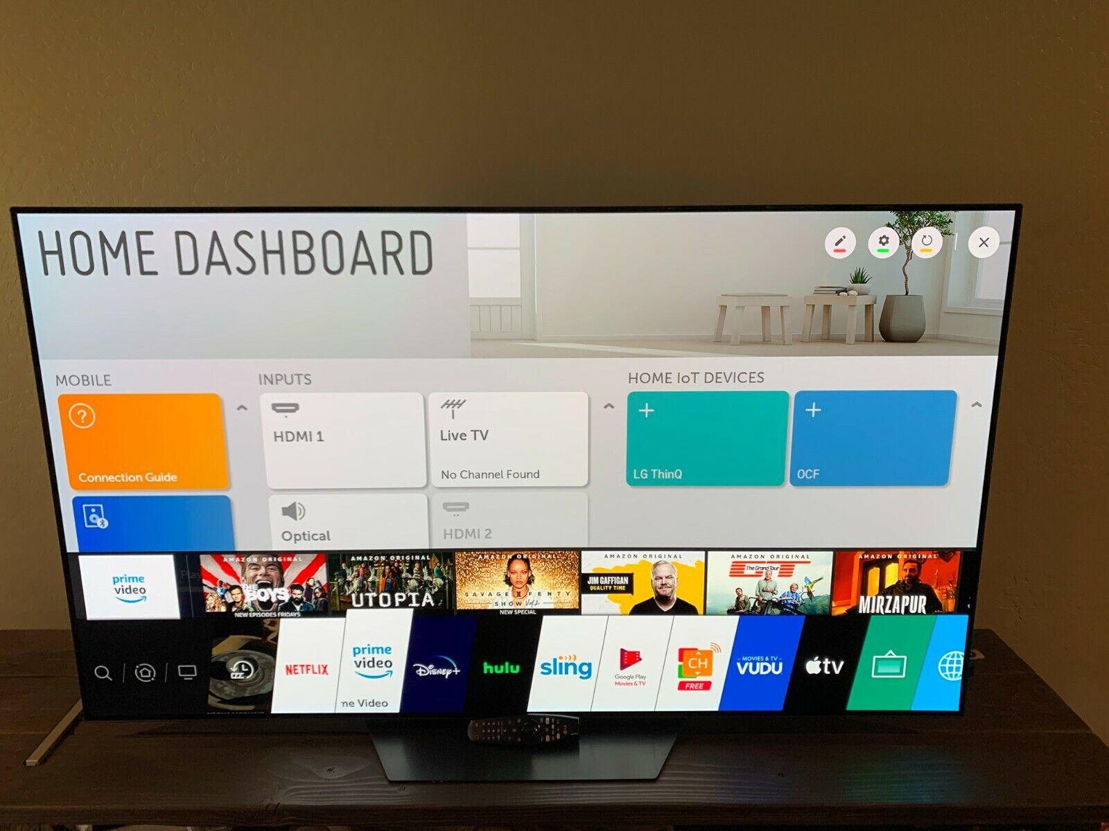 LG B9 OLED65B9PUA 65 inch 2160p (4K) Ultra HD Smart OLED TV. Buy it now for 1580.00