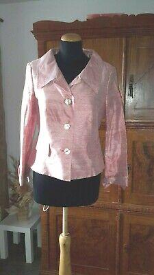 Bolero Jacke Blazer Brautkleid Abendkleid Standesamt Gr. 40 Von Vera Mont Neu Keine Kostenlosen Kosten Zu Irgendeinem Preis