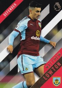 2017-18-Topps-Premier-League-or-Football-Cartes-a-Collectionner-24-Matthew