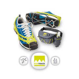 Veriga Run Track Schuhkrallen - Schuhketten - Steigeisen 1 Paar Größe 45-48