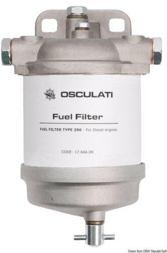 17.666.00 Filtro separatore acqua//carburante tipo CAV 296