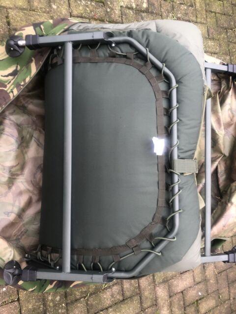 Rod Hutchinson Big Kipper 2 Bedchair NEW Carp Fishing Sleep System