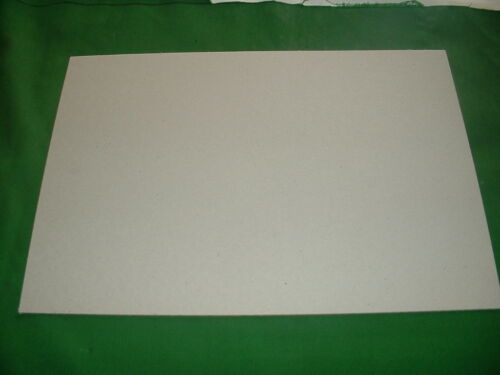 A3 SIZE 2mm THICK DENSE CARDBOARD SUITABLE FOR BUILDINGS NEW X 2
