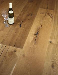 Details About Rectory 260mm Wide Long Plank Light Oak Engineered Wood Flooring