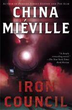 Bas-Lag: Iron Council by China Miéville (2005, Paperback)