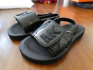 a2bda29602a0 Michael Kors Eli Slide T slides toddlers sandals sandels shoes new ...