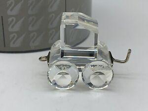 Swarovski-Figurine-015147-Tender-for-Large-Train-5-cm-with-Orig-Packaging-amp