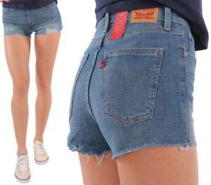 Levi-039-s-Jeans-Shorts-Vintage-W25-W31