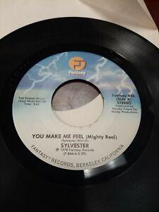 45-Record-Slyvester-You-Make-Me-Feel-Grateful-VG-Disco-Soul