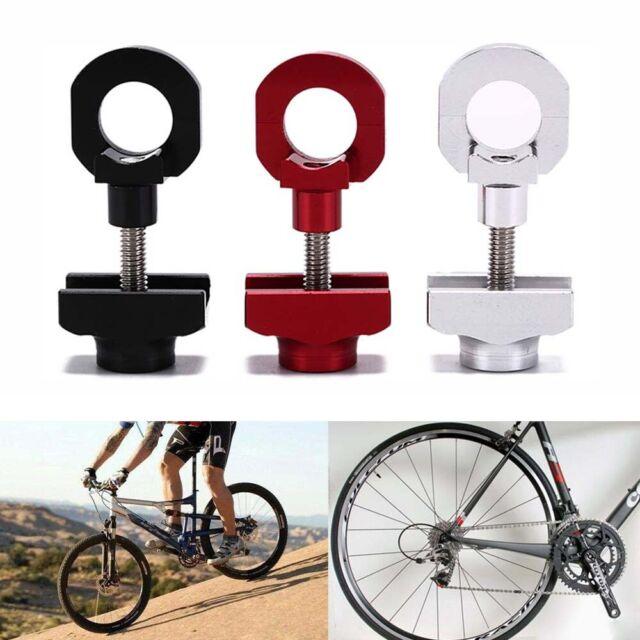 Aluminum Alloy Bicycle Chain Tensioner Adjuster Fastener Bolt For Folding Bike