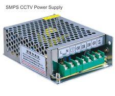 SMPS POWER SUPPLY FOR CCTV & LED LIGHTING - 12 VOLT  10 AMPS (DC)
