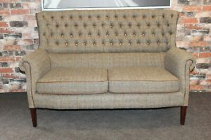 Cerato Aniline Leather Holker 2 Seater