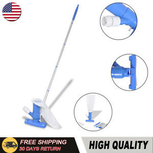 Swimming-Pool-Vacuum-Cleaner-3-039-11-034-034-Above-Ground-Cleaning-Tool-Garden-Hose-US