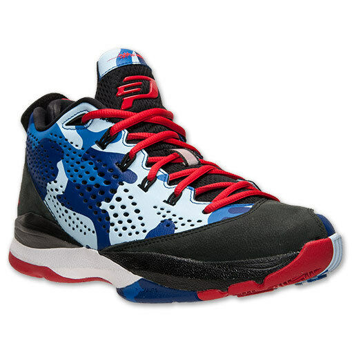 616805-012 Men's Air Jordan CP3.VII bluee Red Black 8.5-12 New With Box