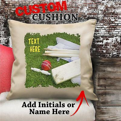 Personalised Harley Rider Motorbike Vintage Cushion Custom Canvas Gift NC103
