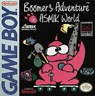 Boomer's Adventure in Asmik World (Nintendo Game Boy, 1989)