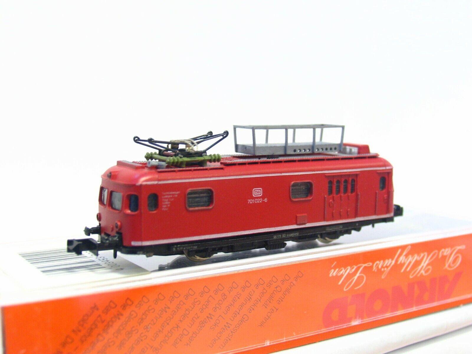 Arnold n 4645 turmtriebwagen br 701 022-6 rosso DB VP (rb7807)