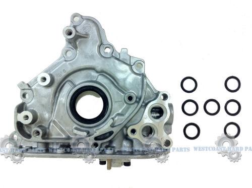 Acura Honda Isuzu Rodeo Passport Trooper 3.2L 6VD1 Engine Oil Pump