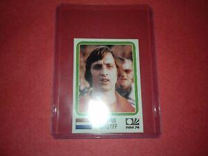 89-johan-cruyff-holland-munchen-74-football-panini-world-cup-story-1990-sonric-039-s