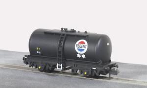 Peco-NR-P77-N-Gauge-Tank-Wagon-Regent-Oil