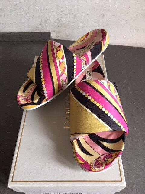 Emilio Pucci original ciabatte slipper