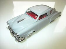 Studebaker Champion Starlight Coupe (1952) in grau grey Brooklin Models in 1:43!