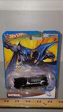 1/64 HOT WHEELS DC UNIVERSE BATMAN BATMOBILE BLACK B56