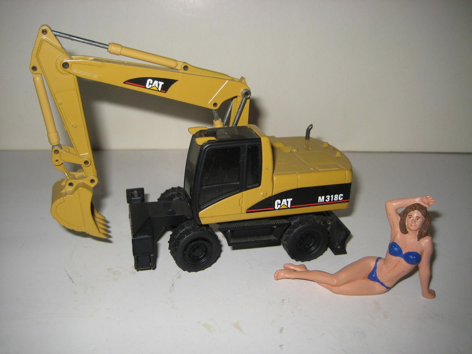 Caterpillar M 318 C Excavateurs tieflöffel  516.1 NZG 1 50