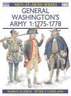 General Washington's Army: v.1: 1775-78 by Marko Zlatich (Paperback, 1994)