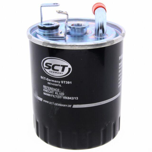 SCT Kraftstofffilter ST 391 Motorfilter Benzinfilter Mercedes