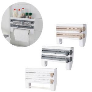 Folienschneider Küchenrollenhalter küchenrollenhalter folienschneider rollenhalter wandrollenhalter